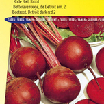 BeetrootRed Gardenbeet Detroit dark red 2