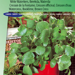 WatercressBooklimeBrown Cress (Nasturtium off )