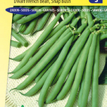 Dwarf French Bean Prelude - Phaseolus