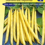 Dwarf French Bean Kinghorn Wax - Phaseolus