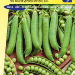 Pea Round seeded Mechelse Krombek (140 cm)