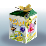 Bee flowers Mix Greengift