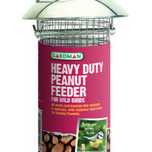 Peanut feeder metal