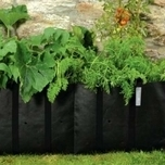 Extra Large Vegetable Planting Bag - single pack - Burgon and Ball