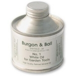 Burgon & Ball -1 White Tool Oil - Burgon and Ball