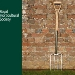 RHS Stainless Digging Fork - Burgon and Ball