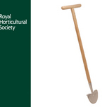 RHS Stainless Half Moon Lawn Edger - Burgon and Ball
