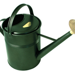 8.8L Traditional Watering Can Green - Haws