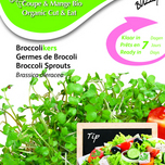 Bio Cut & Eat Broccoli cress