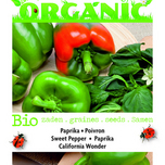 Bio Sweet pepper California Wonder