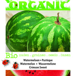 Bio Watermelon Crimson Sweet