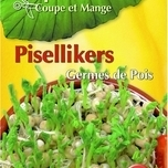 Cut & Eat Piselli cress (peas for sprouting)