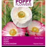 Poppies of the world - Shirley Single Mixed