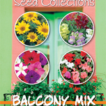 Seeds Collection Balcony Mix (4in1)