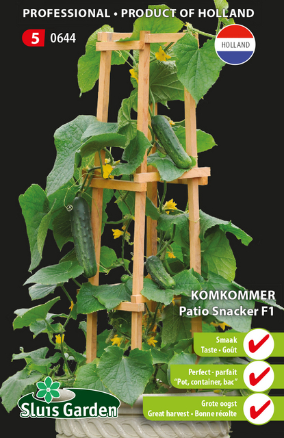 Cucumber Patio Snacker F1 For Sale Buy Online For Only 163