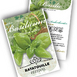 Basil Personalized Printed Seed Packets - 50 pieces