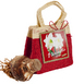 Christmas Bag Amaryllis White