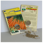 Carrot Nantes 2 Topfix (Halflong Summer and Autumn) PELLETED