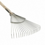 Sneeboer Hand Leaf Rake Long / 20 Spikes
