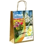 Personalised Printed Bulbs Bags Ranunculus Mix