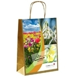 Personalised Printed Bulbs Bags Packet Butterfly