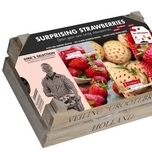 Wooden Case Surprising Strawberries