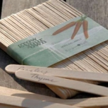 Wooden Stitch Labels - Burgon & Ball