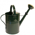 Watering Can Metal Round 9 liter - Green