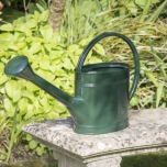 Waterfall Watering Can 5 liter green - Burgon & Ball
