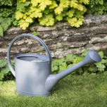 Waterfall Watering Can 5 liter grey - Burgon & Ball