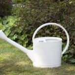 Waterfall Watering Can 5 liter white/cream - Burgon & Ball