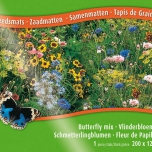 Plantable Seed Paper Butterfly Mix