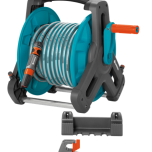 Wall-Fixed Hose Reel 50 Set – Gardena