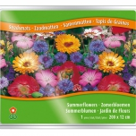 Plantable Seed Paper Summerflower Mix